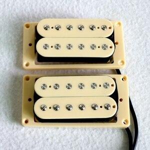Image 4 - Miễn Phí Vận Chuyển Alnico 2 Humbucker Đàn Guitar Bán Tải Vintage Guitar Humbucking Bán Tải Đàn Guitar Điện Bán Tải Guitarra Гитара