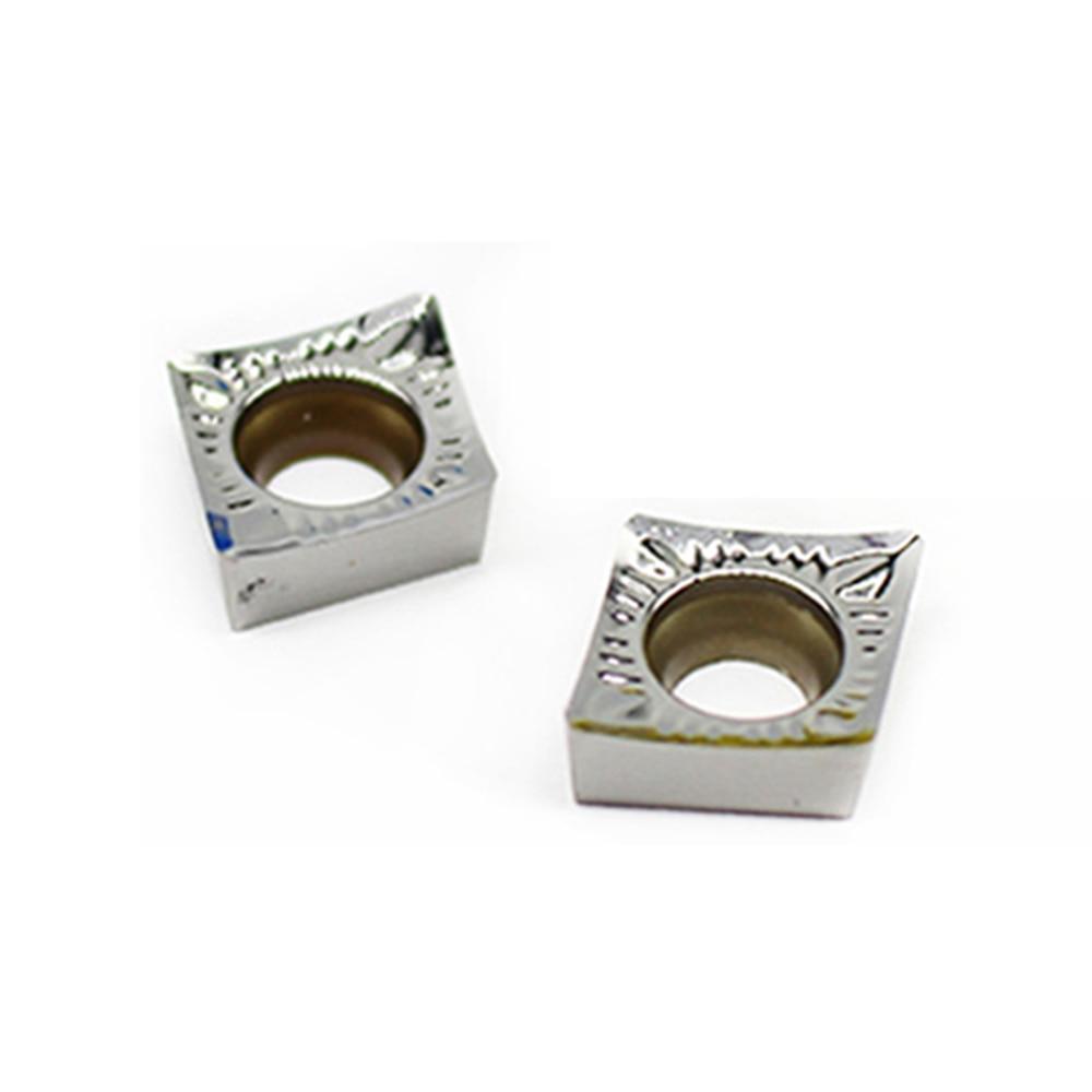10 CCGT 09T308-AK\CCGT32.52 H01 Carbide Inserts For Aluminum