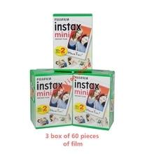 فيلم instax مصغر تعبئة جديد أصلي 20 100 ورقة 3 inchesWhite Edge صور لـ Instax 9 7s 8 90 25 55 حصة SP 1 mini9