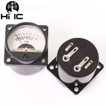Panel VU Meter Warm Back Light Audio Level indicator Music spectrum driver board For Amplifier Speakers