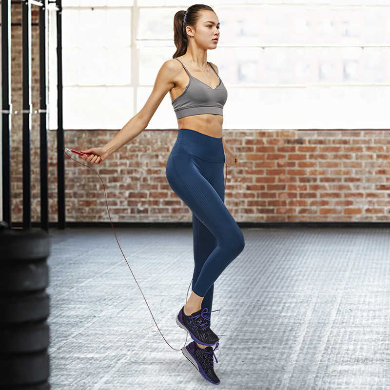 Spare Rope 3 M 4 Mm CrossFit Diganti Kawat Kabel Kecepatan Lompat Tali Latihan Lompat Tali Kawat Baja Pelatihan Kebugaran peralatan