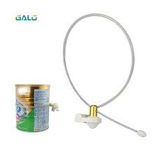 Розничная Противоугонная 58 кГц am супер датчик детский порошок Жесткий может безопасность молоко EAS тег
