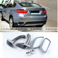 Горячие продать авто E71 X6 выхлопных советы для BMW E71 X6 выхлопных конец совет комплект кузова 2008-2013