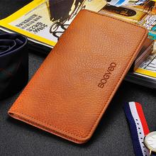 2015 New Arrival PU Leather Wallet Case Pouch For Acer Liquid Z630S Fashion Universal(5.5 inch)Mobile Phone Bags+Pen