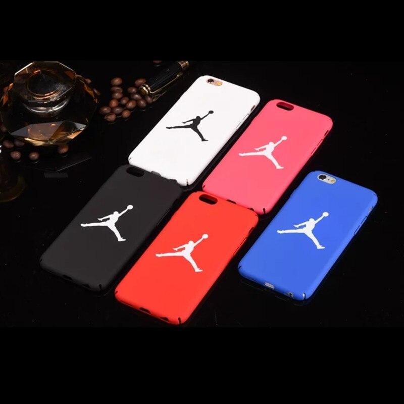 Ba S ketball Jordan Майкл <font><b>NBA</b></font> pirnt Жесткий Телефон сумка s ca s e s для <font><b>iPhone</b></font> 7 7 Plu S 6 6 S plu S 5 5S крышка ПК pla S Tic кожи