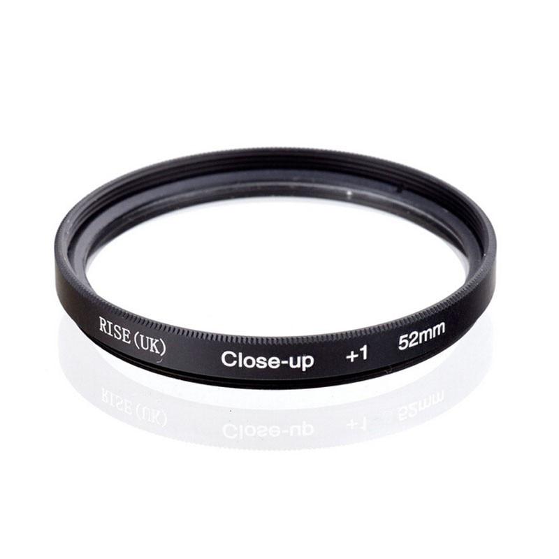 Multi-גודל 49-77mm +1 +2 +4 +10 תקריב מאקרו אבזר קיט 4pcs עדשות עם נרתיק העדשה מטלית ניקוי למצלמות SLR
