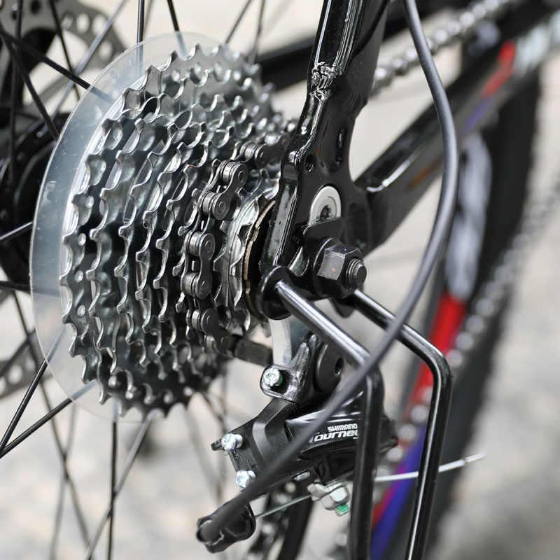 HILAND велосипедный маховик из алюминиевого сплава горный велосипед велосипедная подвеска с механическим дисковым тормозом и шины CST
