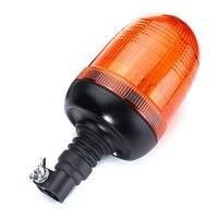 NEW 16W 5730 80 LED Emergency Vehicle Flash Stobe Rotating Beacon Warning Light Roadway Safety Traffic