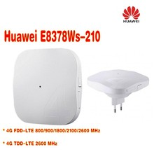Купить с кэшбэком HUAWEI E8378 E8378Ws-210 FDD800/900/1800/2100/2600MHz TDD2600Mhz 4G routet WIFI