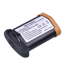 1Pc 11 1V 3200mAh LP E4 LP-E4 E4N Li-ion Battery for Canon EOS 1D Mark III EOS-1D Mark IV EOS 1Ds Mark III EOS 1D C EOS 1D X cheap Black Standard Battery Camera Batmax Rechargeable Li-ion battery