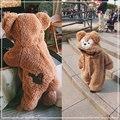 Новорожденных Зимняя Одежда Костюмы Животных Медведь Зимние Комбинезоны Для малышей Комбинезон Детские Спальные Одежда Младенческой Ползунки