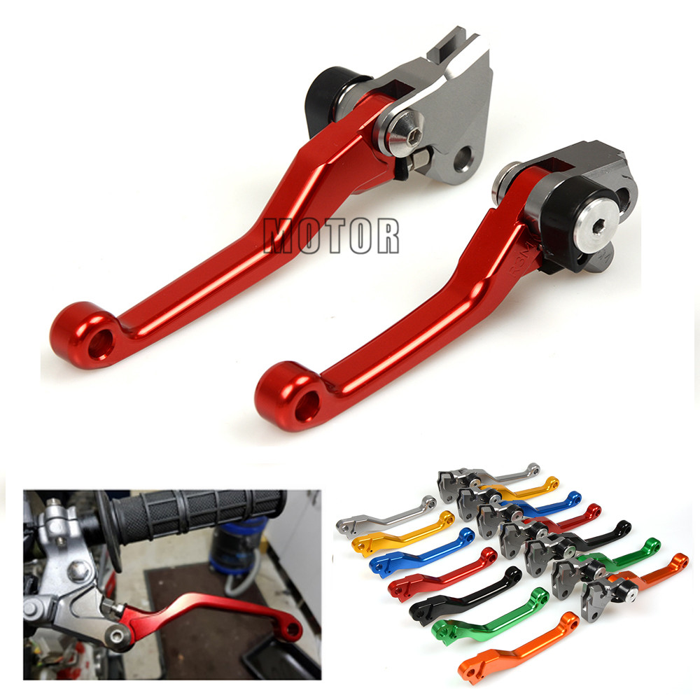 For <font><b>Beta</b></font> RR 250 2T RR 300 2T RR 2T 250 <font><b>300RR</b></font> 2T 2013 2014 2015 2016 2017 CNC Pivot Brake Clutch Lever Motorcycle Clutch Handle image