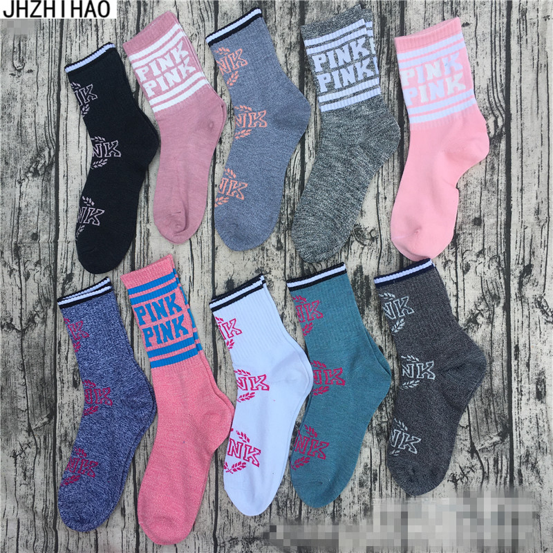 Sock Letter Women Sock Harajuku Vintage Skarpetki Damskie Calcetines Streetwear Funny Socks Calcetines Mujer Meias Sokken