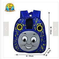 Ba lô trẻ em nylon trường bag túi character cho trẻ em