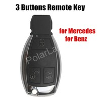 factory price Smart Remote Key for Mercedes for Benz NEC Chip 433MHz Car Models Year 2000 After 3 Buttons
