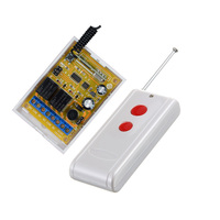 High Sensitivity For DC 12V 24V 2CH Small Channel Wireless Remote Control Controller Radio Switch