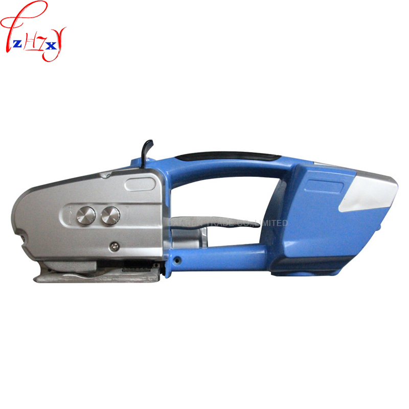Battery strapping tools hand held PP PET strapping machine plastic belt packaging battery strap width13-16mm JD16  цены