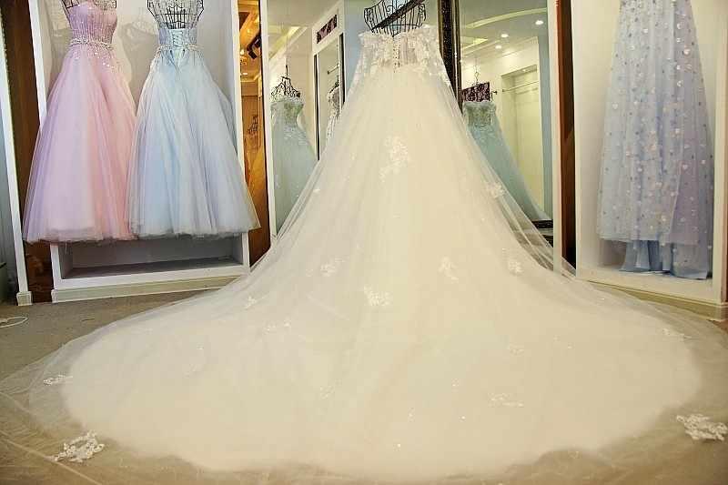 LS16024 2018 Новый свадебный вечер для свадебного платья с бриллиантами
