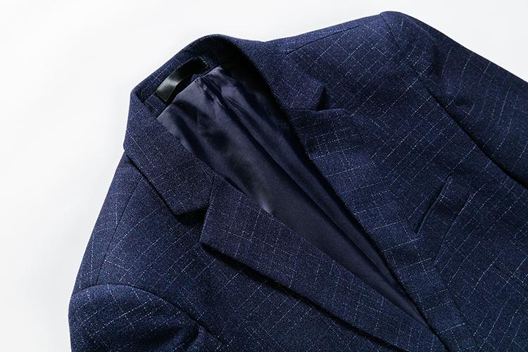 slim fit men suit
