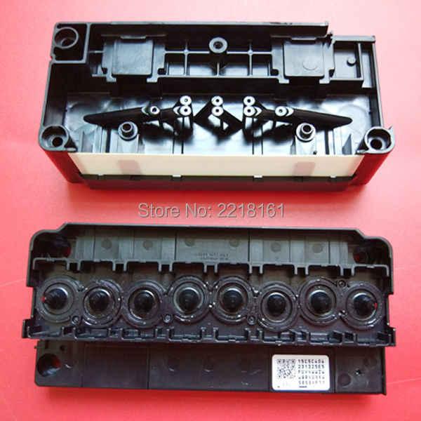Air berbasis DX5 print head cover untuk Epson 4880 4800 9880 kepala adapter manifold