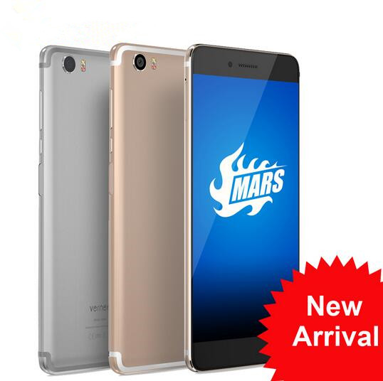 In Stock Original Vernee Mars 5 5 FHD Android 6 0 MT6755 Octa Core 1920 1080