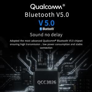 Image 4 - EDIFIER TWS5 Bluetooth V5.0 TWS kulakiçi aptX ses çözme IPX5 su geçirmez dokunmatik kontrol kadar 32hrs çalma süresi kablosuz kulaklık