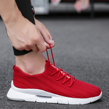 LAISUMK Fashion Hot Sale Shoes Men Sneakers Breathable Mesh Loafers Casual Shoes 2019 Summer Comfortable Soft Male Shoes 40-46 hot sale men shoes spring summer breathable fashion woven espadrilles men casual shoes loafers comfortable mocassins
