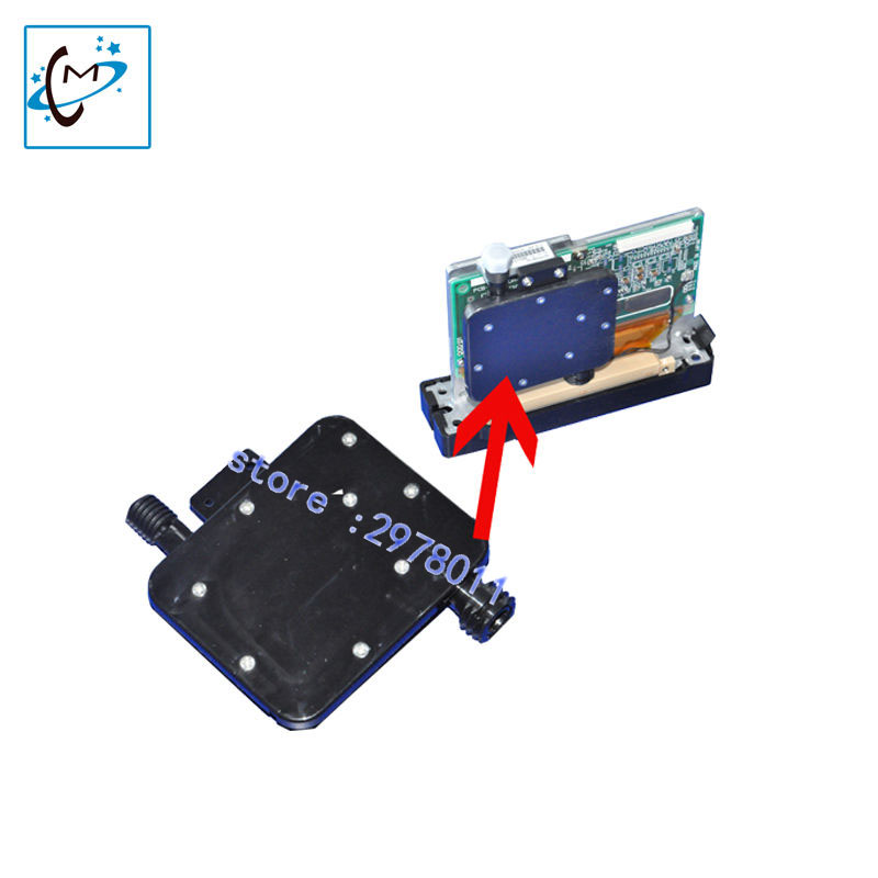 solvent printhead Spt 510 50pl head for crystaljet challenger iconteck infiniti large format printer machine fast shipping sei ko spt 255 damper for inkjet printer with spt 255 printhead for challenger crystal gz solvent printing machine