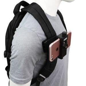Image 4 - Mochila para celular ao ar livre, suporte fixo para huawei iphone, acessórios para pilotar, bolsa de suporte