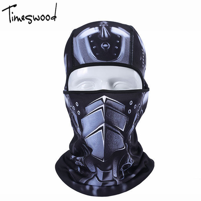 [TIMESWOOD] CS Full Face Mask Hat Scarf Tactical Masks Camouflage Men Women Camo Masked Cap Military Style Wargame Accessories 3 color camouflage tactical face paint sticks 20ml