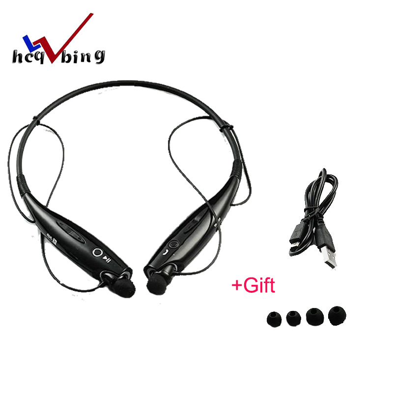 Hot HBS-730 Wireless Bluetooth Headset Sports Bluetooth Earphones Headphone with Mic Bass Earphone for Samsung iphone hot sale ttlife smart bluetooth 4 1 earphone upgraded wireless sports headphone portable handfree headset with mic for phones