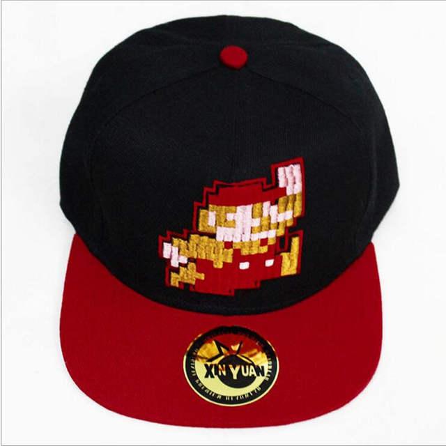 bd0829218a4 Online Shop Super Mario Bros Cosplay Adult Hat baseball cap arrival fashion  Anime red Luigi adjustable Buckle octagonal cartoon game cap