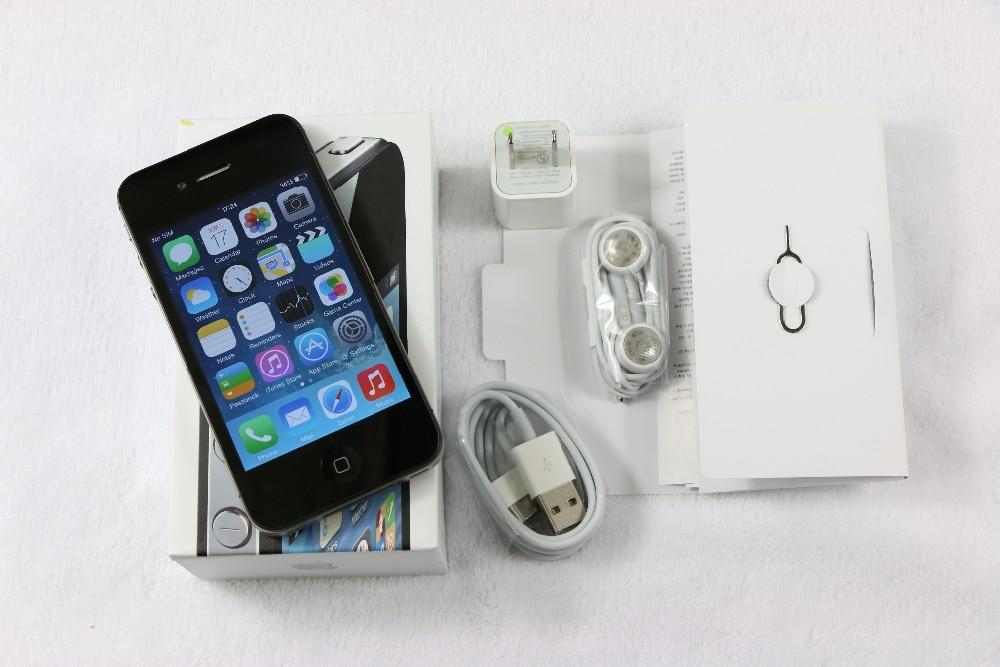 Unlocked Original Apple iPhone 4S Used Phone 3 5
