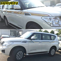 OEM Car Body Sticker Full Body Sticker For Nissan Patrol Armada 2016 2017 2018 Accessories