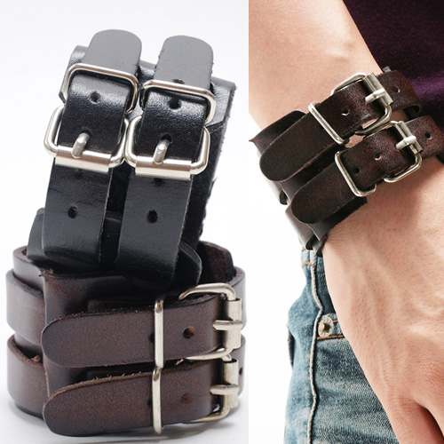 2017 snaps jewelry genuine leather bracelet men,cavs belts h love bracelet wrap big wide cuff bracelets & bangles for women