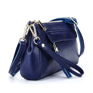 Image 3 - fashion women shouler bag genuine leather handbag female casual small crossbody bags cowhide leather bags