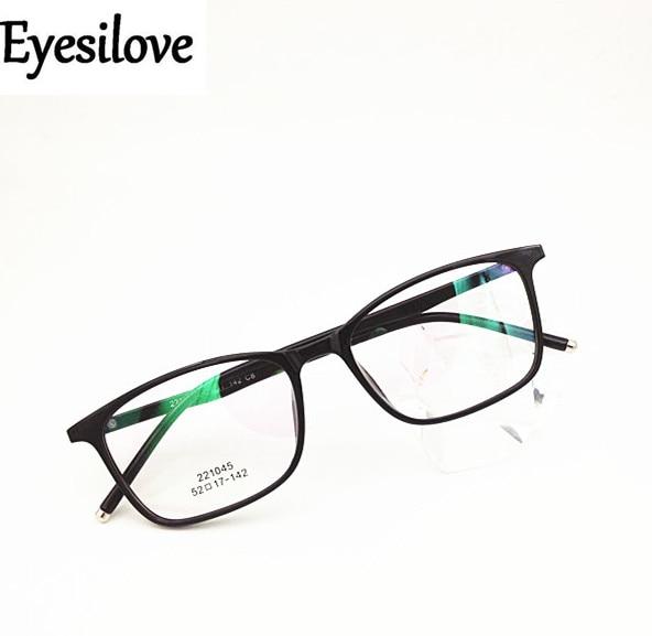Eyesilove super light finished myopia glasses women men TR90 Nearsighted Glasses short sighted prescription glasses -1.0 to -6.0