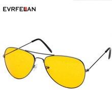 068f1ca34c Nuevo gafas de visión nocturna conducción de los hombres de la lente gafas  de sol de