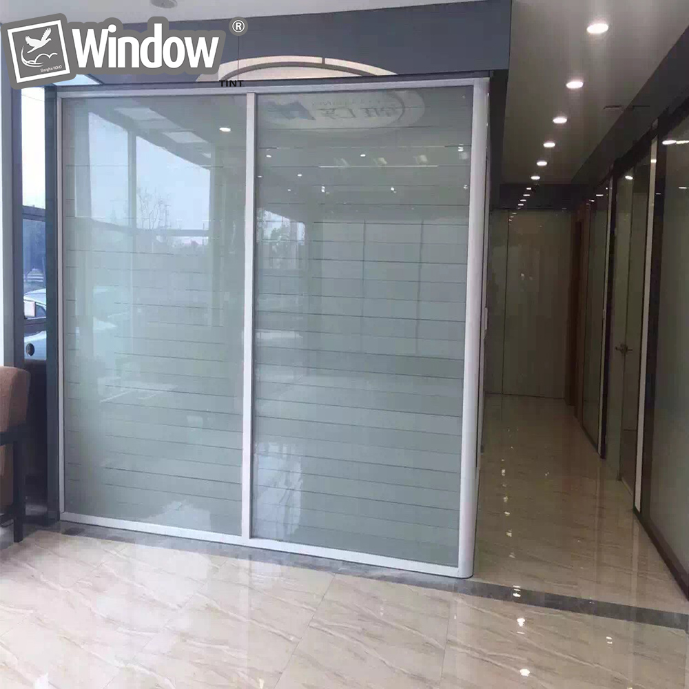 ФОТО Smart Tints PDLC Smart window film Power window Film A4 Sample