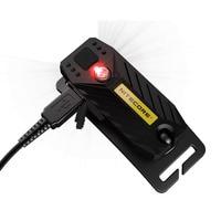 Nitecore T2s Single AAA Battery Portable Flashlight Max 50 Lumens Compact And Light Weight Keyring Flashlight