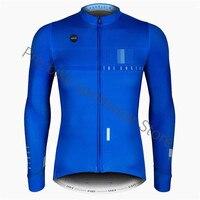 Испания GOBIK 2019 Велоспорт Джерси с длинным рукавом велосипедная форма гонки одежда для велоспорта Одежда Майо Ropa Ciclismo Bicicleta Uniformes