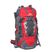 Hot2017 Outdoor Sport Bags Mountaineering bag Backpack Suspension Bearing Nylon Waterproof naturehike tactical molle camping 45L