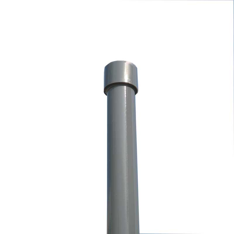 868MHz GSM900 12dBi high gain omni antenna fiberglass base station antenna 806 960MHz outdoor roof monitor antenna N Female in Antennas for Communications from Cellphones Telecommunications