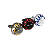 Aluminum Alloy Fishing Reel Handle Knobs for 800-3000 45mm Spinning Reels Fishing Tackle Accessory For Shimano Daiwa Reel Handle