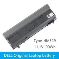 Bateria Do Laptop Original Para DELL Latitude E6400 E6410 E6500 E6510 M2400 M4400 M4500 M6400 M6500 1M215 C719R W0X4F PT434 9 células