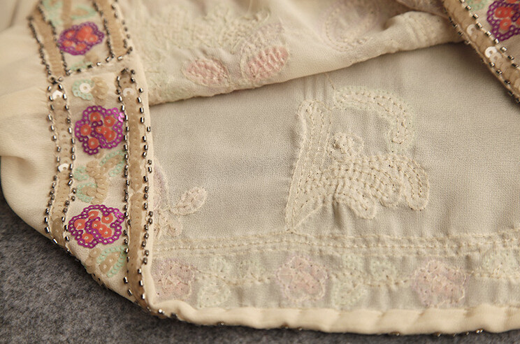Chinese Seily Embroidery Sleeve 10