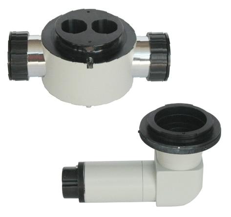 Adaptér pro digitální fotoaparáty s děrnou lampou
