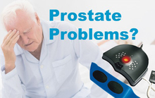 Enlarged Prostate Cure / Prostatitis / Benign prostatic hyperplasia Treatment Device home remedies for enlarged prostate and benign prostatic hyperplasia symptoms updated mini electric field therapy instrument