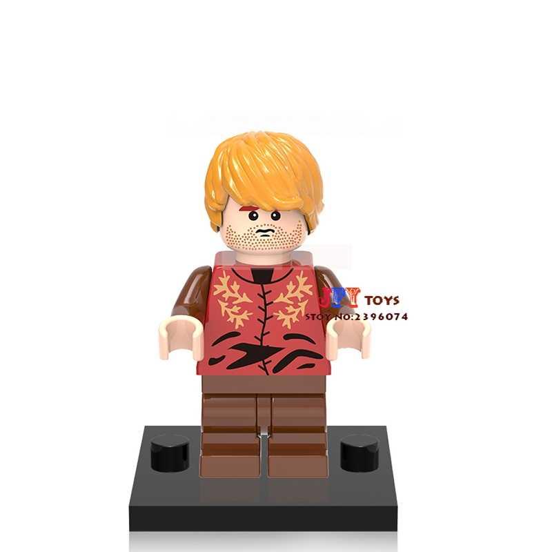 Única Venda super hero Tyrion Lannister Game of Thrones TV modelo de blocos de construção brinquedos para as crianças brinquedos menino