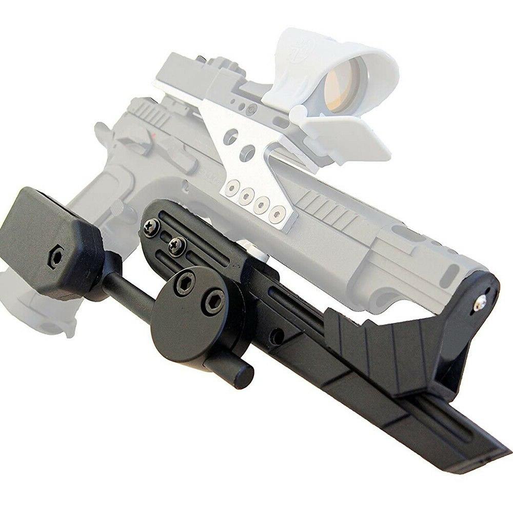 IPSC USPSA IDPA Compétition de Tir CR Vitesse Dessiner du Tireur Pistolet pistolet Étui